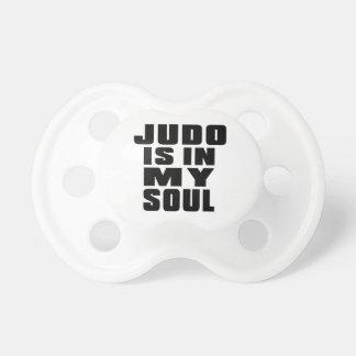 JUDO IS IN MY SOUL BooginHead PACIFIER