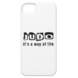 Judo It's a way of life iPhone SE/5/5s Case