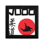Judo Jewelry Boxes