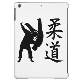 Judo kanji iPad air case