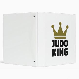 Judo King 3 Ring Binder
