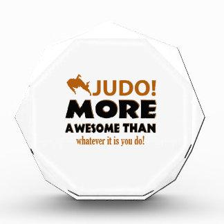 Judo Martial arts gift items Awards
