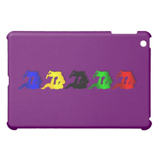 Judo Mens Athlete Martial Arts Womens Sports Fan iPad Mini Cases