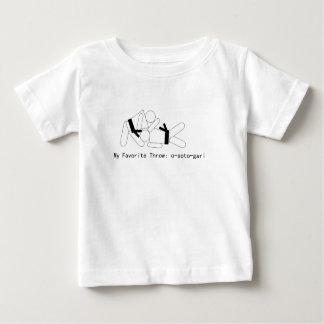 Judo My Fav Throw Osoto Gari Baby T-Shirt