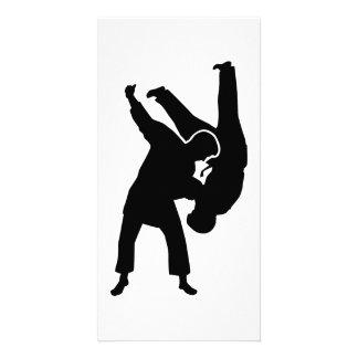 Judo Photo Card