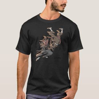 Judo samurai throw T-Shirt