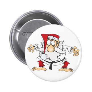 Judo-Santa Button
