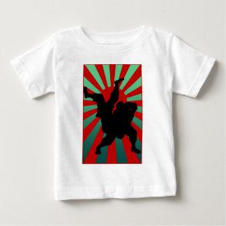 judo sun rising baby T-Shirt