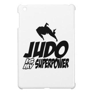 Judo Superpower Designs iPad Mini Cases