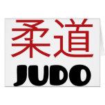 Judo Tarjetón
