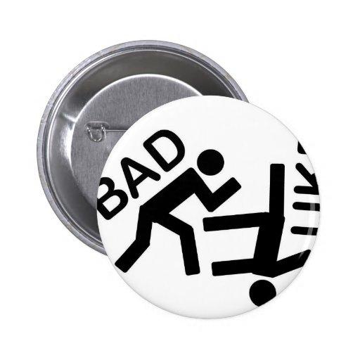 Judo themed gear pin