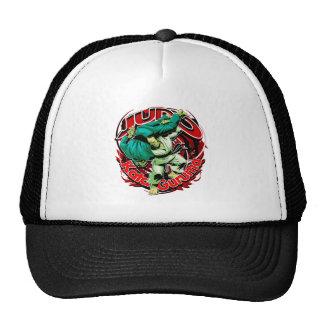 Judo throw Kata Guruma Baseball Hat