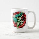 Judo throw mug - Kata Guruma