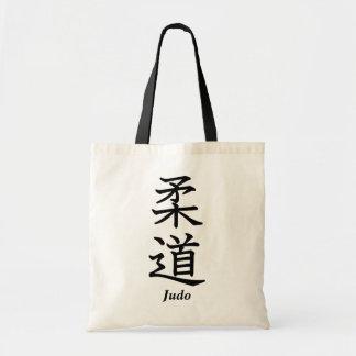 Judo Tote Bag