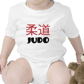 Judo Rompers