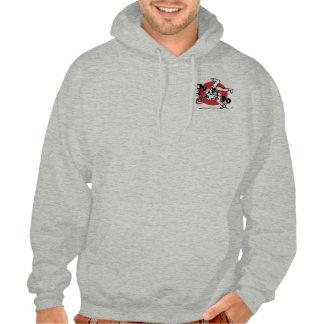 judo hooded pullovers