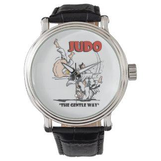 judo wristwatch