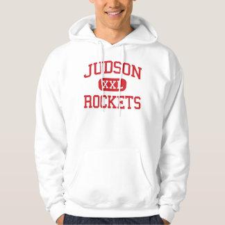 Judson - Rockets - High School - Converse Texas Hooded Sweatshirt
