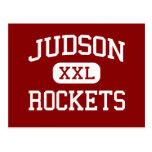 Judson - Rockets - High School secundaria - Tejas  Postales