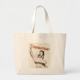 Judy Canova - Tarnation.Shirt Bag