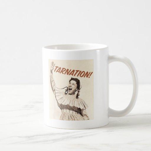 Judy Canova - Tarnation.Shirt Classic White Coffee Mug
