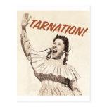 Judy Canova - Tarnation.Shirt Postal