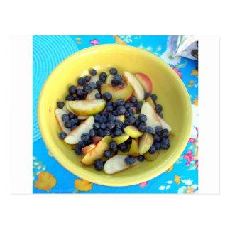 Judy's Fruit Salad Postcard