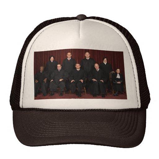 Jueces del Tribunal Supremos de Estados Unidos Gorro