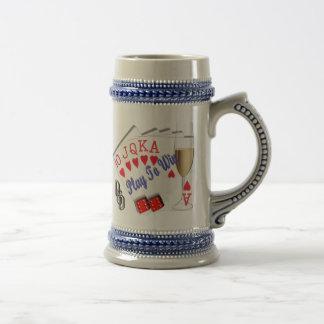 Juego a ganar tazas de café