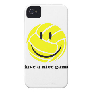 Juego agradable iPhone 4 protector