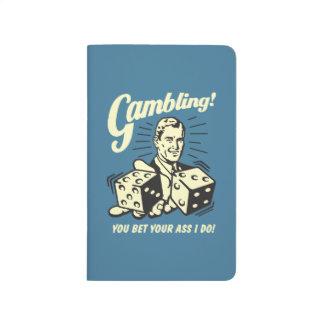 Juego: Apueste su asno que lo hago Cuadernos Grapados