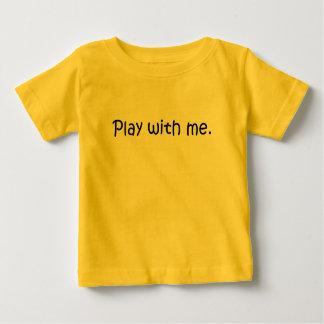 Juego conmigo t-shirts
