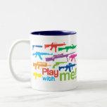 Juego conmigo taza