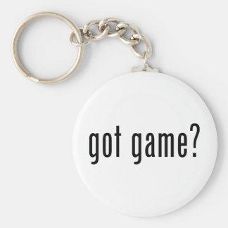 ¿juego conseguido? llavero redondo tipo pin