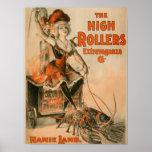 """Juego cordero de Mamie"""" de la extravagancia de los Poster"""