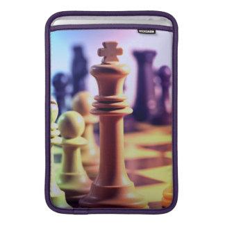 """Juego de ajedrez 11"""" manga de MacBook Fundas Para Macbook Air"""