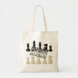 Juego de ajedrez bolsa tela barata