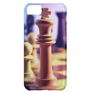 Juego de ajedrez funda para iPhone 5C