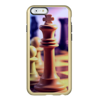 Juego de ajedrez funda para iPhone 6 plus incipio feather shine