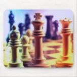 Juego de ajedrez Mousepad Tapetes De Ratones