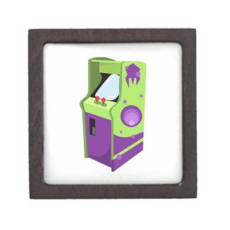 Juego de arcada caja de joyas de calidad