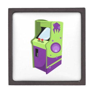Juego de arcada cajas de recuerdo de calidad