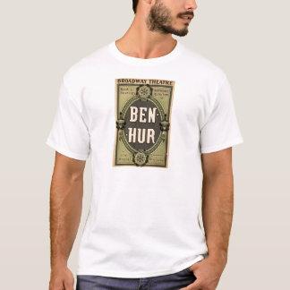 Juego de Ben Hur del teatro de Broadway del Playera