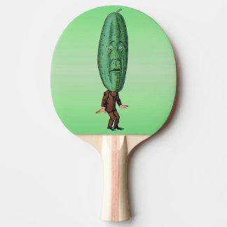 Juego de Brown del hombre de la salmuera de la Pala De Ping Pong