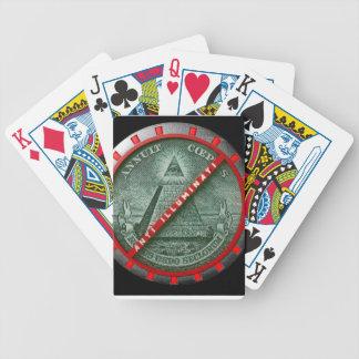 Juego de Cartas Anti Illuminati Barajas