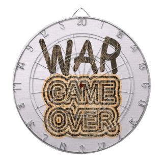 Juego de guerra encima