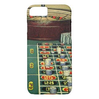 Juego de juego de los microprocesadores del casino funda iPhone 7