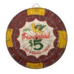 Juego de la ficha de póker del casino de Las Vegas Tabla Dardos