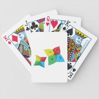 Juego de la fortuna baraja de cartas