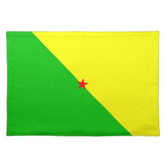 Juego de manteles individuales Guyana